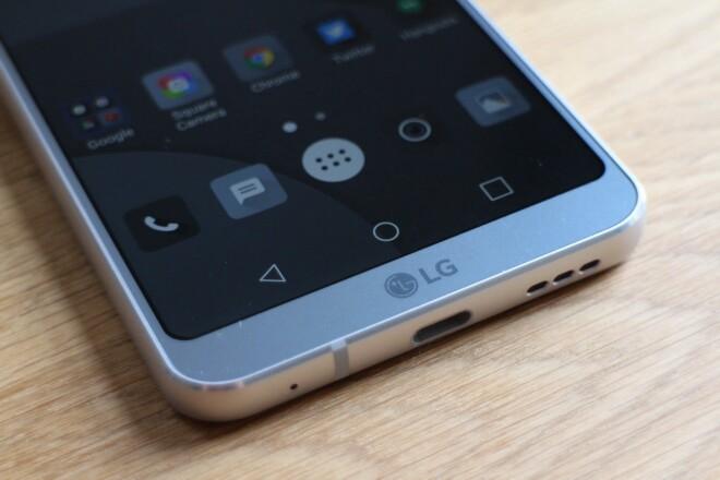 مشکلات باتری موبایل LG G6