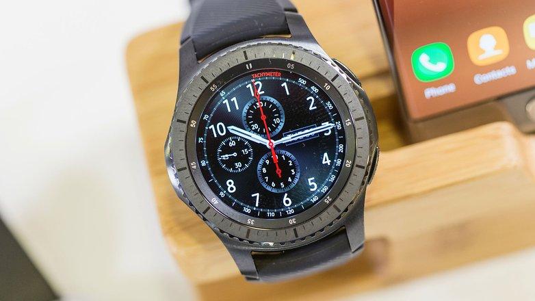 ساعت هوشمند سامسونگ Gear S3 Frontier