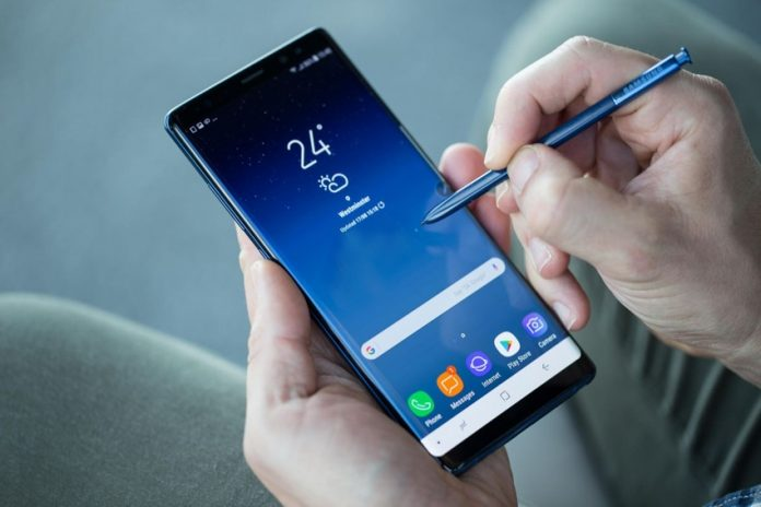 قلم اصلی نوت 8 Galaxy Note 8 S pen