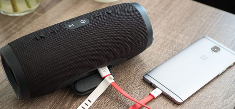 اسپیکر بلوتوث JBL Charge 3 Bluetooth Speaker
