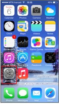 آموزش تنظیمات اینترنت 4G و 3G ایرانسل در آیفون