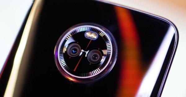 دیافراگم دوربین موبایل چیست؟