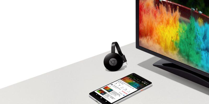 لوازم جانبی موبایل - دانگل اچ دی ام آی HDMI گوگل Google Chromecast